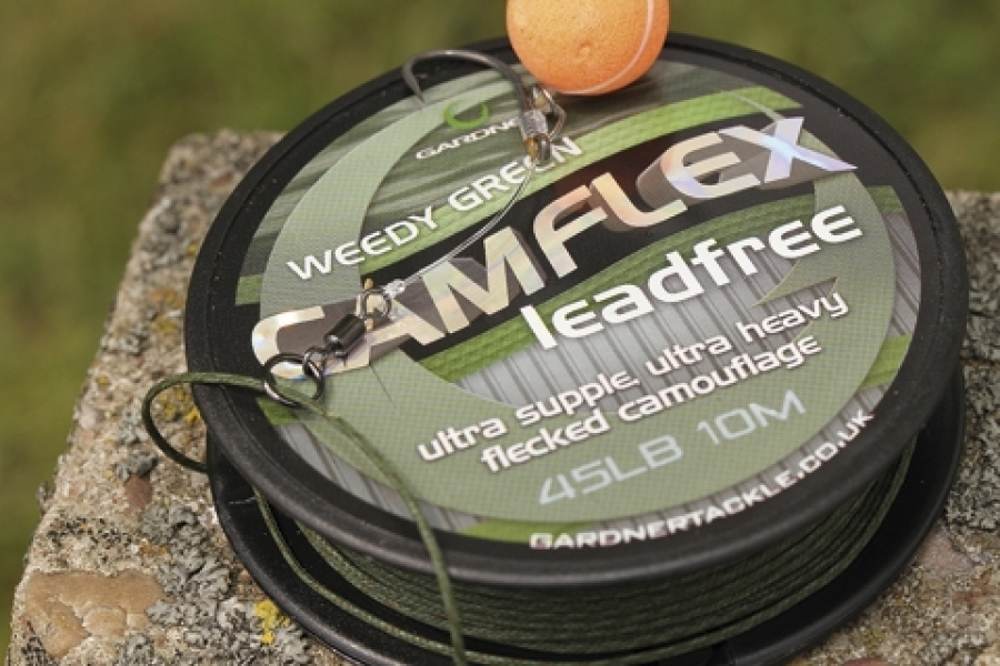 Gardner Tackle CamFlex Leadcore Leader