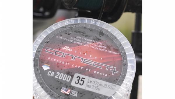 Berkley Connect CB2000 Carp Braid