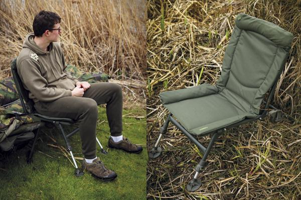 Bedchairs & Chairs | Total Carp